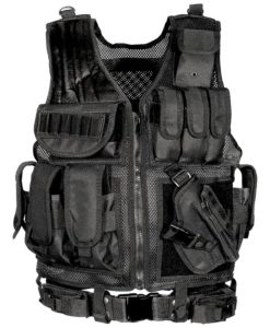 TACTICAL VEST & GEAR