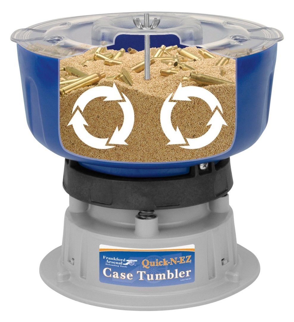 Nettoyage des douilles (Rotary tumbler ou Vibratory tumbler ou Ultrasonic cleaner) 811q7BkvTdL._SL1500_