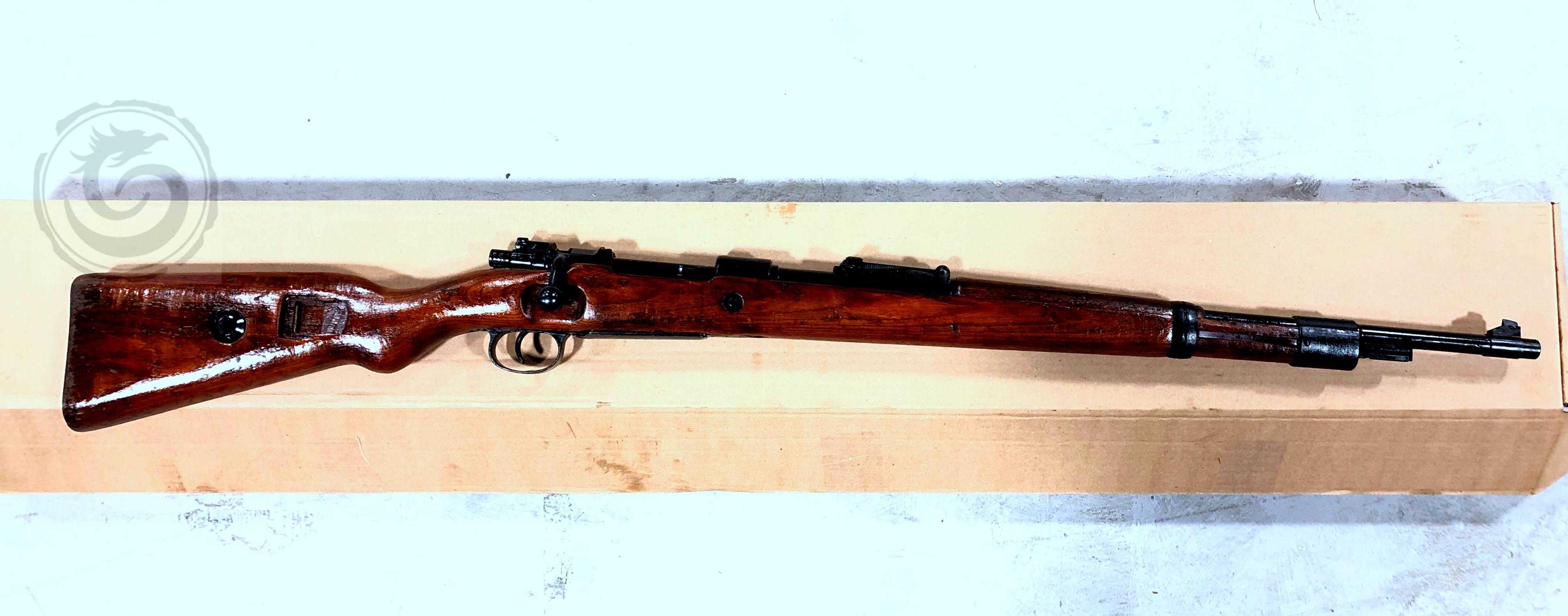 Mauser K98 Russian Capture - 8mm Mauser-GRADE A