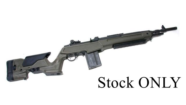 ProMag Archangel Stock for M14/M1A-OD GREEN