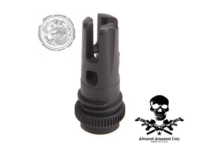 aac brakeout 2 0 compensator muzzle brake 51t 1 2. Black Bedroom Furniture Sets. Home Design Ideas