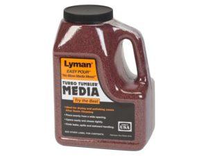 sd0307-lyman-7631332-turbo-brass-cleaning-media-treated-tufnut-walnut-3-lb-box