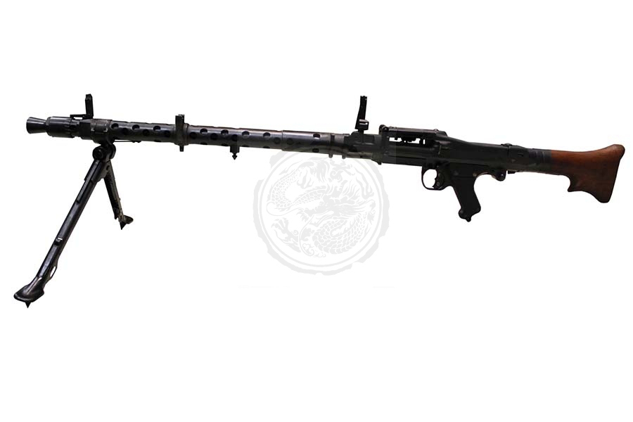GERMAN MG34 MACHINE GUN SEMI 8MM MAUSER-Non-restricted (Pre-order)