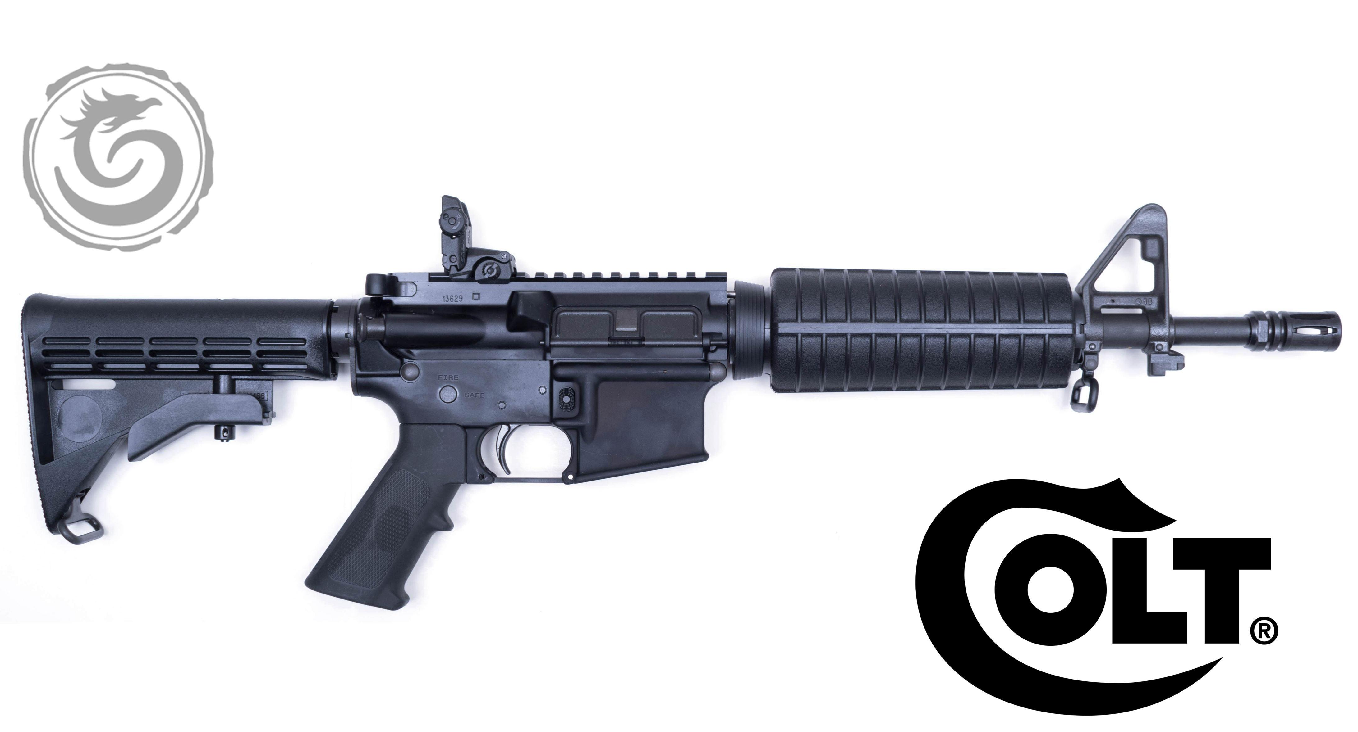 Colt M4 LE6933 Commando Semi-Auto 5 56 NATO 11 5
