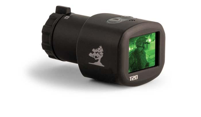 TPL T20 2 5-5X Mini Thermal Sight