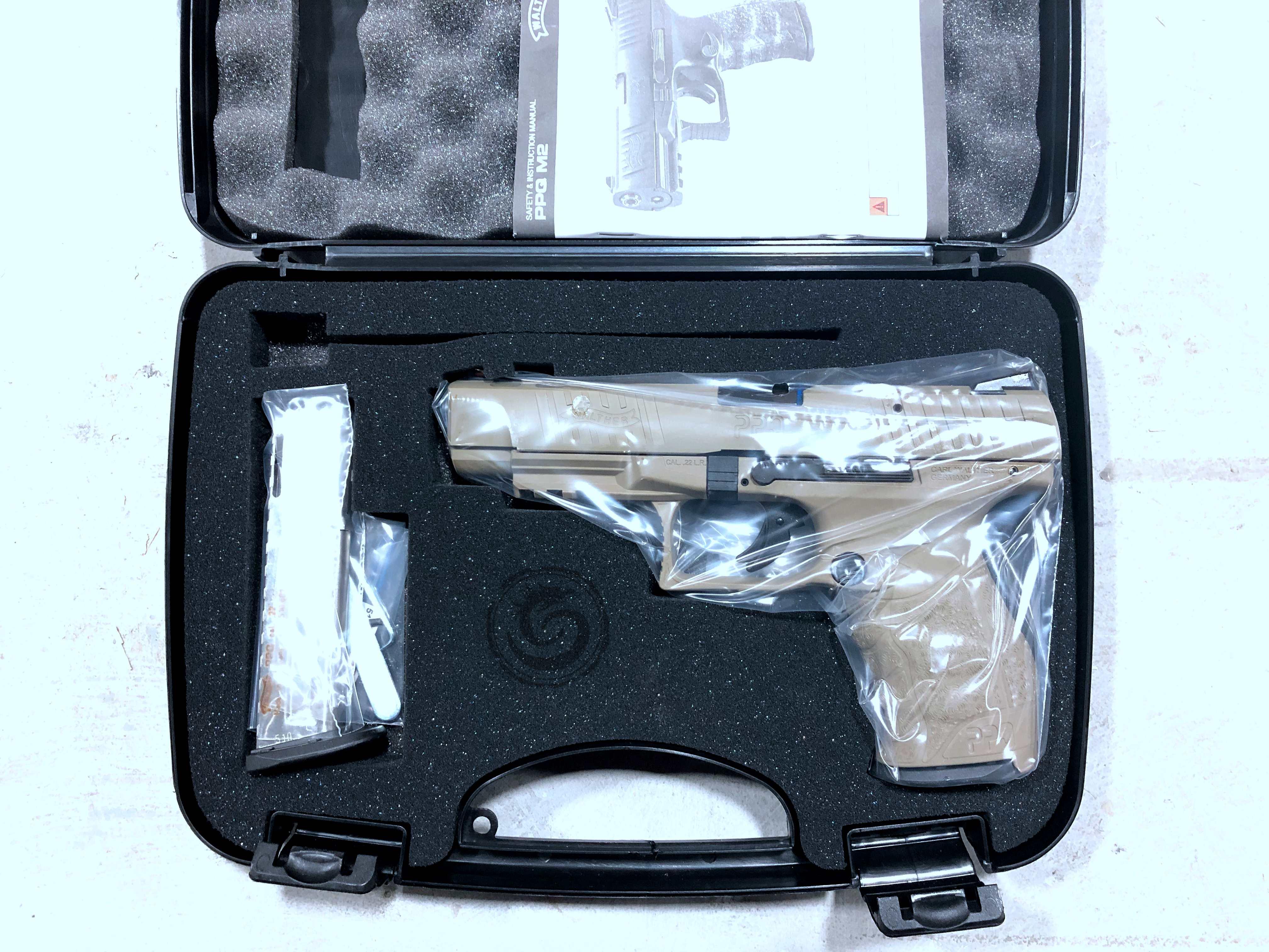 Walther PPQ M2 Pistol 22LR 5