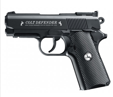 Umarex Colt Defender CO2 Replica Semi-Auto BB Pistol- Black (1)